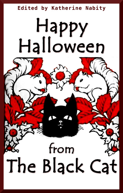 Happy Halloween from The Black Cat cover