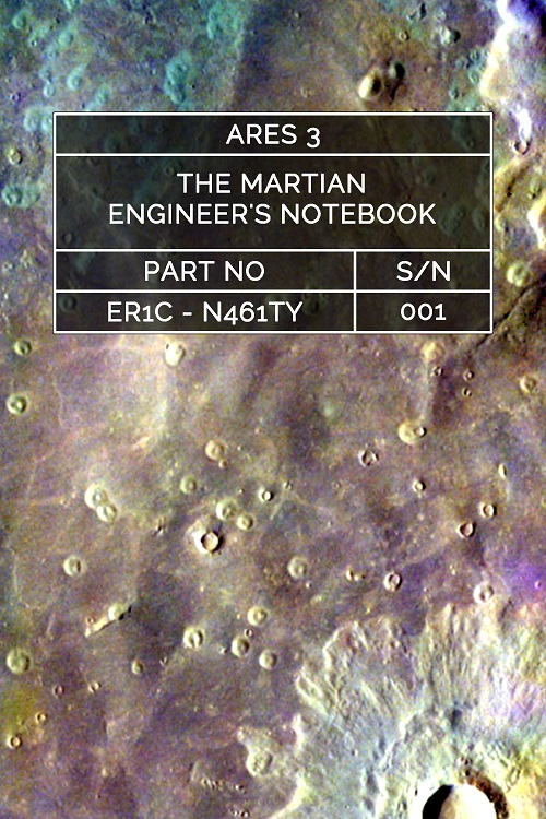 Martian Engineer's cover