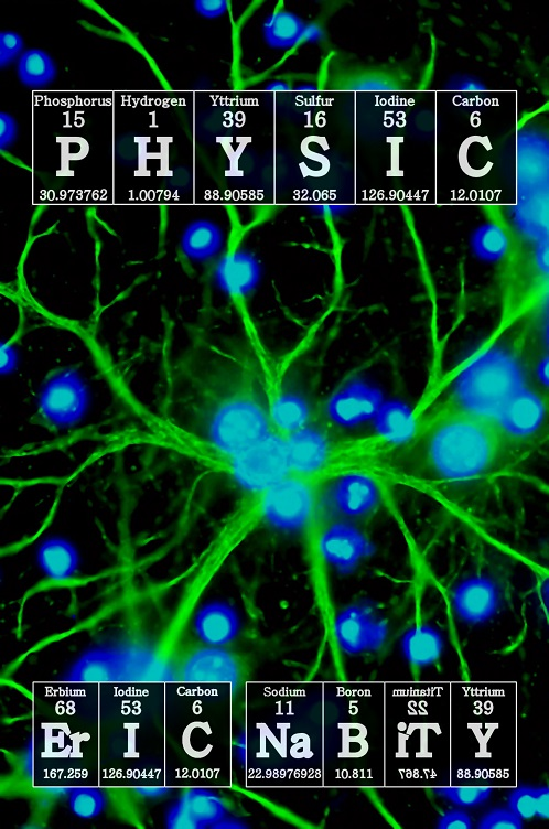 PHYSIC cover
